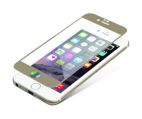 InvisibleShield Glass Luxe pre Apple iPhone 6   6S - zlaté  dcab5a85296